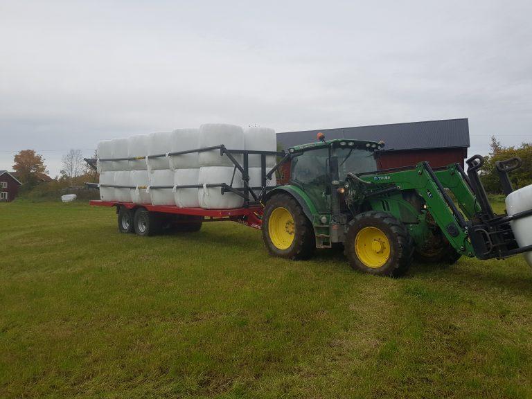 Lantbruk Hösilage